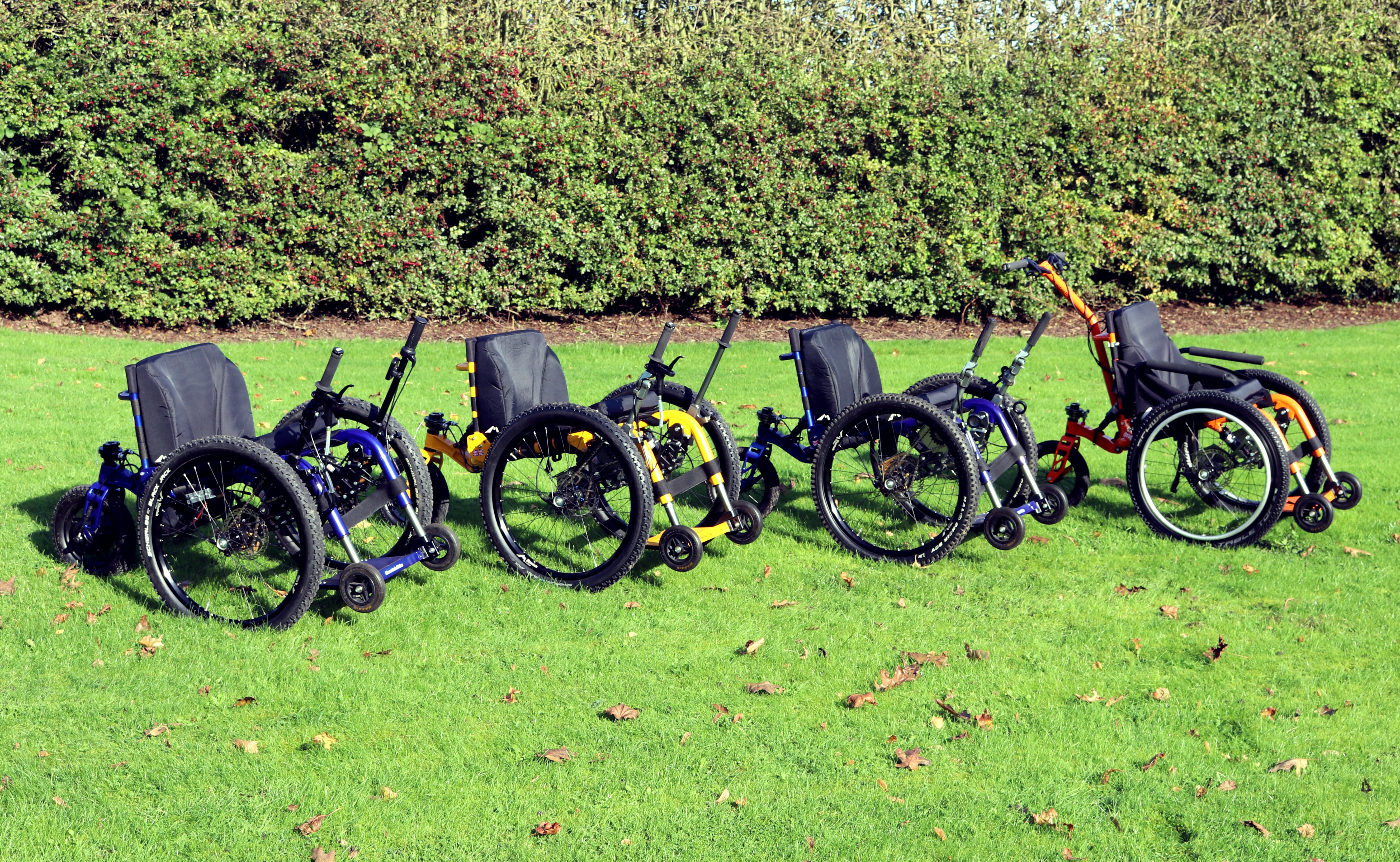 Finding the right all terrain, off-road wheelchair for you