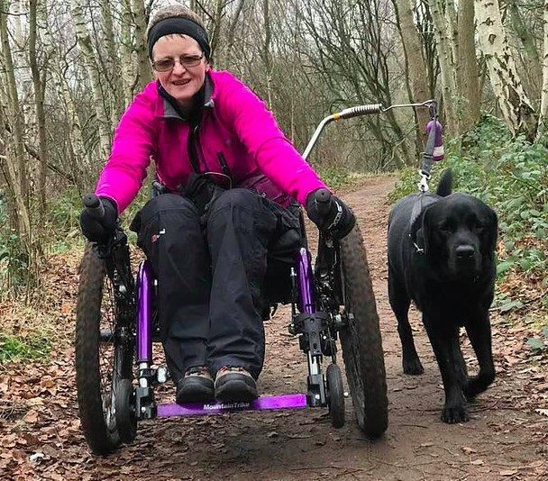 Active Mountain Trike customer interview