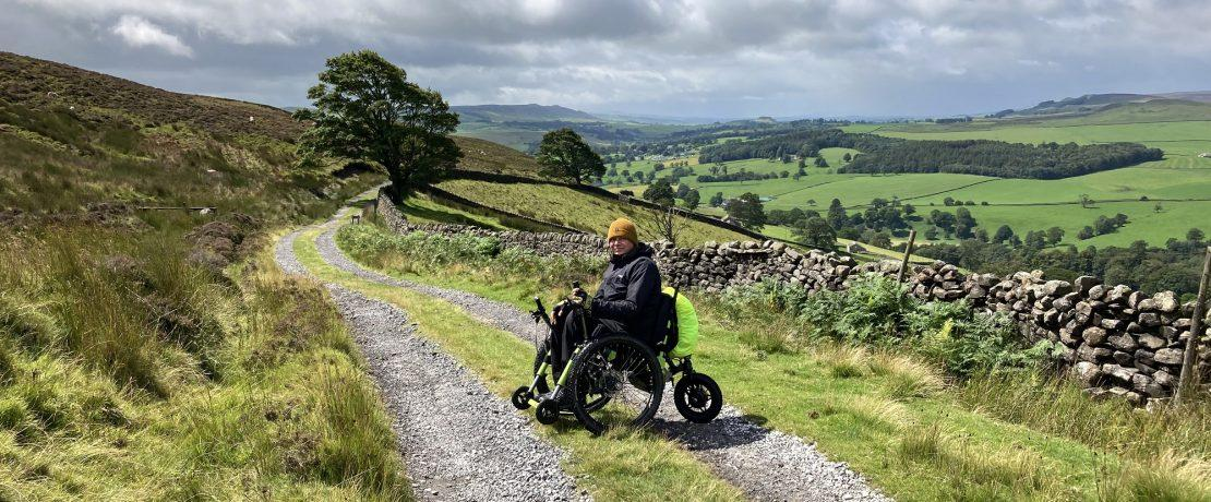 Helping disabled people access all areas of the countryside