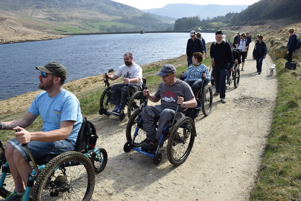 Mountain Trike Experience Community Ramble