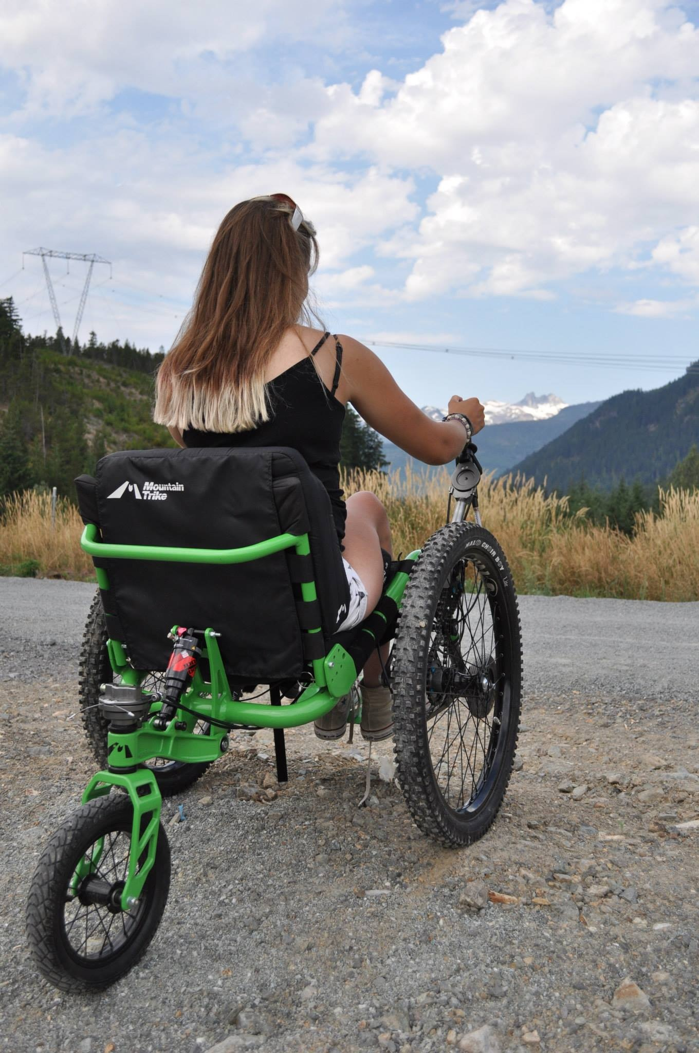 Laura May, Mountain Trike Canada