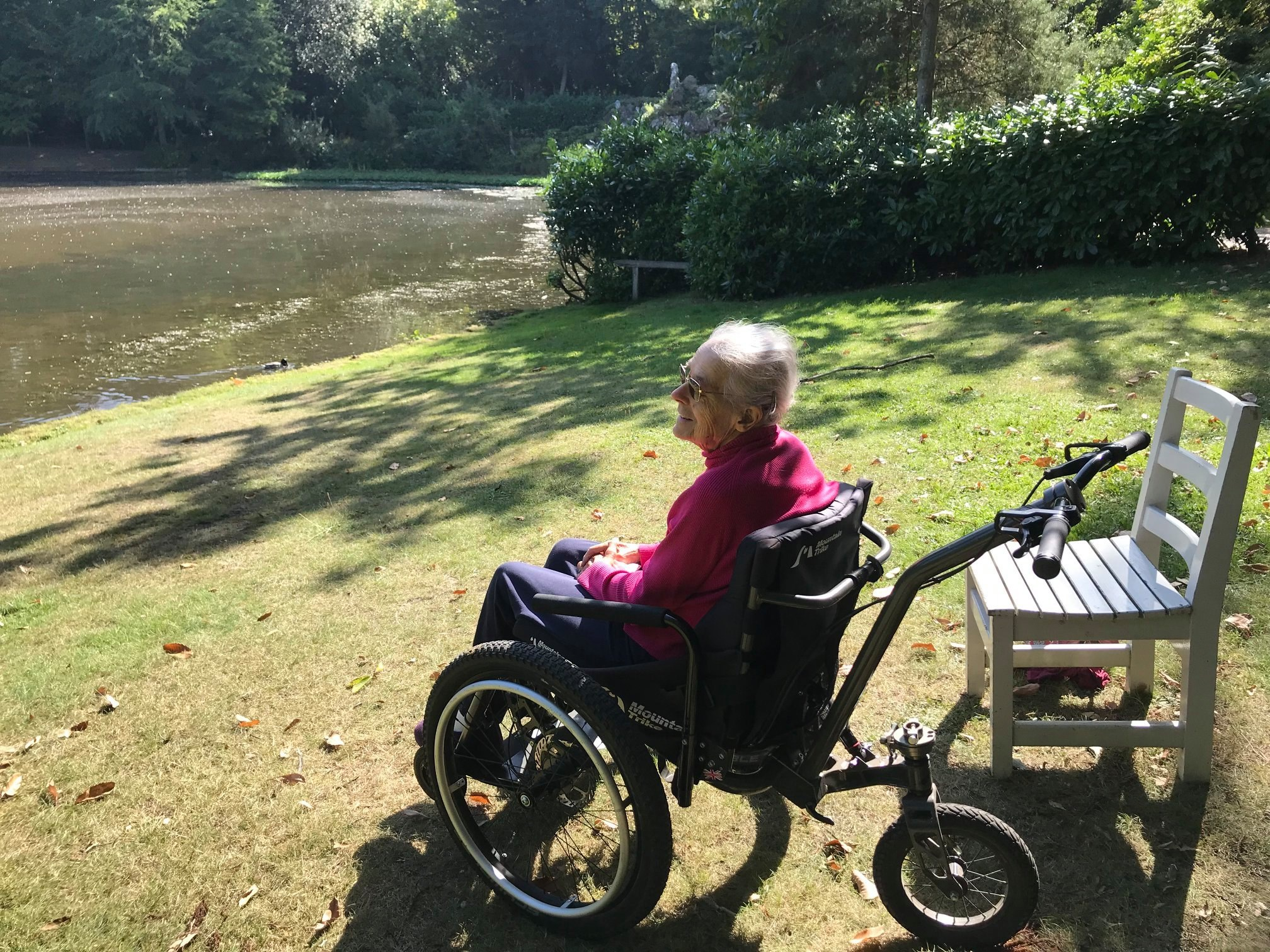 Two additional National Trust properties now providing all terrain wheelchairs for visitors