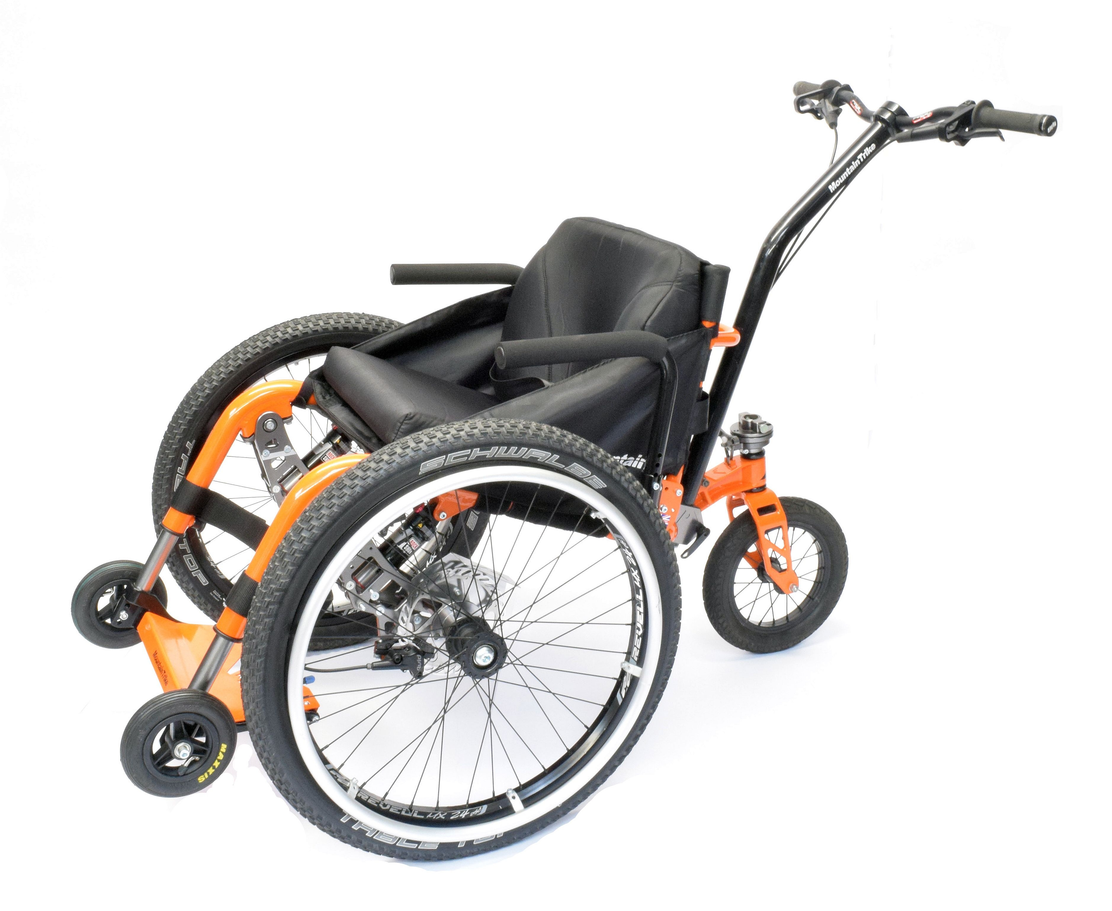 MT Push - buddy wheelchair