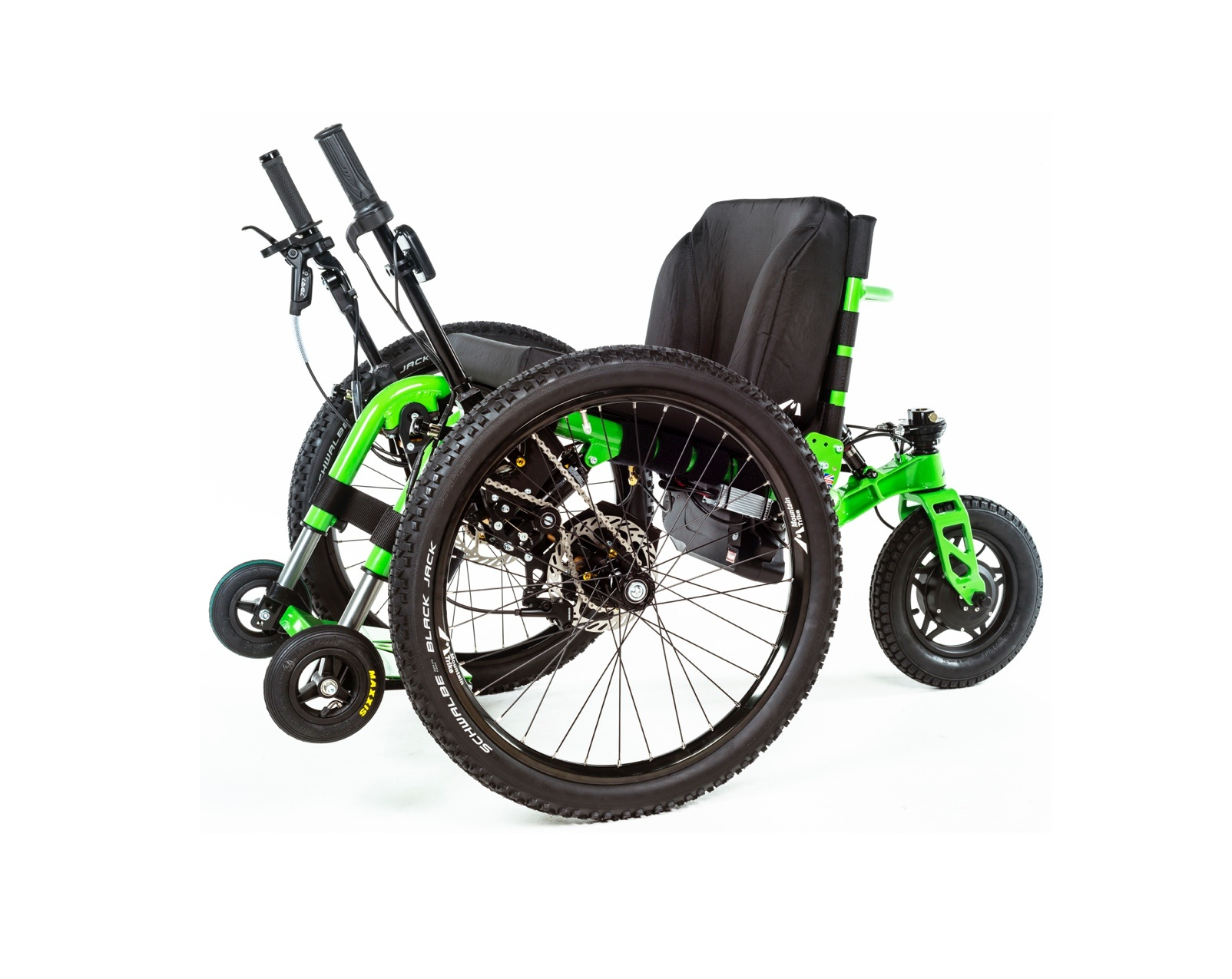 Exciting and versatile new product launch from innovating mobility company Mountain Trike