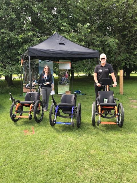 Mountain Trike Clumber Park