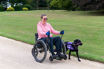 Off the beaten track - Mountain Trike all terrain wheelchair customer blog