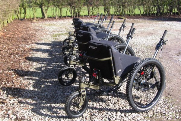 How to keep your Mountain Trike wheelchair safe from theft