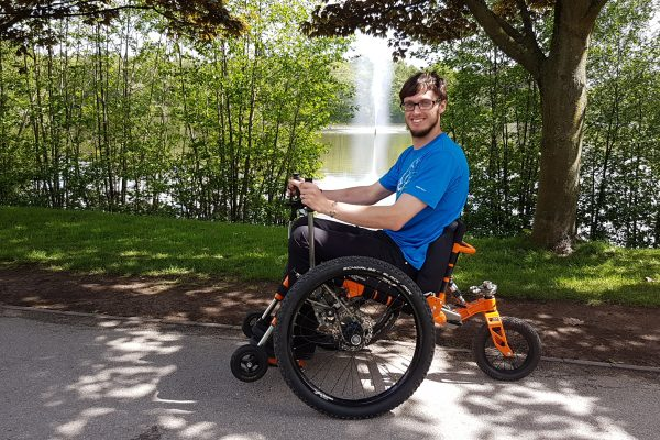 The Mountain Trike wheelchair: from undergraduate to commercial project
