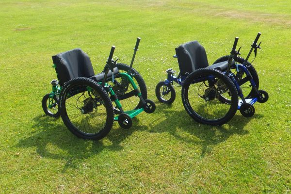 Mountain Trike all terrain wheelchair Company secures additional distributor in the US