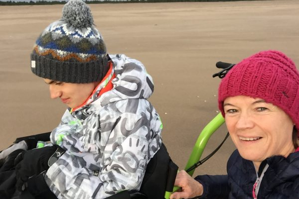 MT Push: the perfect family all terrain outdoor wheelchair