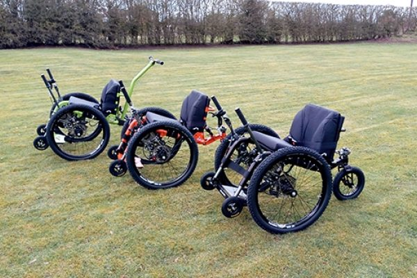 New Scottish Mountain Trike Experience Centre for the Mountain Trike Company