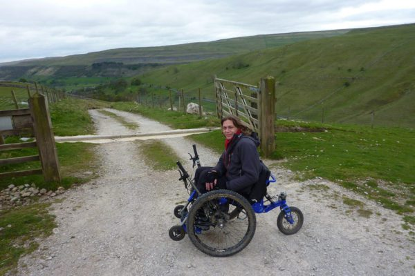 Mountain Trike distributor partners with Welcome to Yorkshire 'Walkshire' campaign
