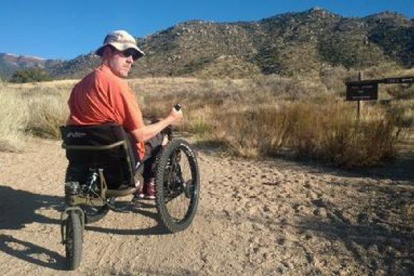 All terrain manual wheelchair review