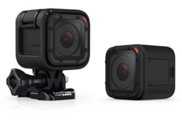Get your hands on a GoPro HERO this November with Mountain Trike