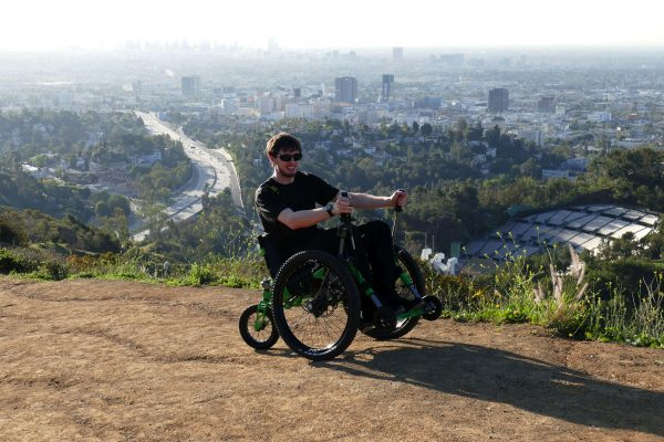 Mountain Trike all terrain wheelchair company features in Ezvid Wiki as an innovative mobility solution