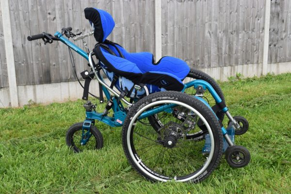 Mountain Trike announce partnership with specialist seating provider