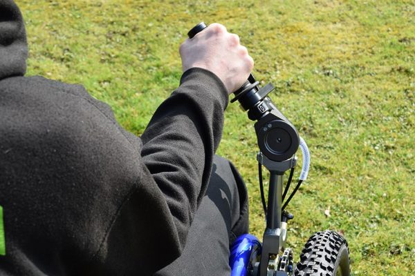How to adjust the Steering Cable on the Mountain Trike wheelchair