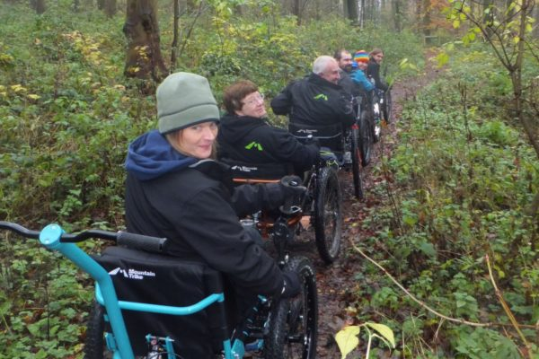 Mountain Trike Experience Community CIC, Leeds
