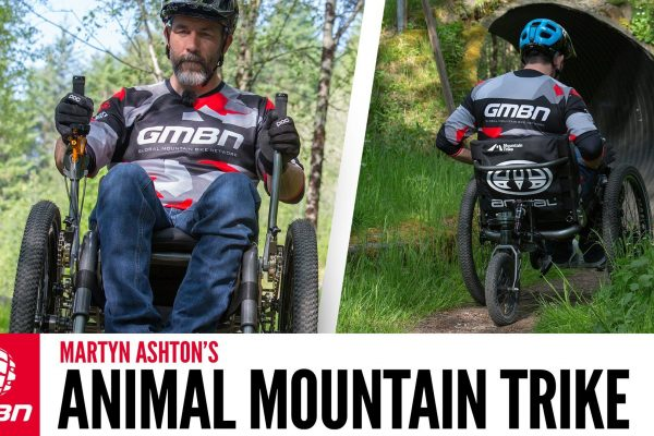 Martyn Ashton's Mountain Trike - Pro-Trike video