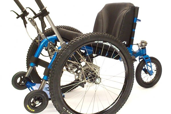 New distributor for Mountain Trike all terrain wheelchair company in Northern Ireland
