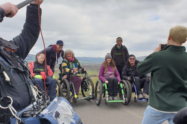 Mountain Trike feature on BBC Countryfile as part of the National Parks 70th Anniversary celebration