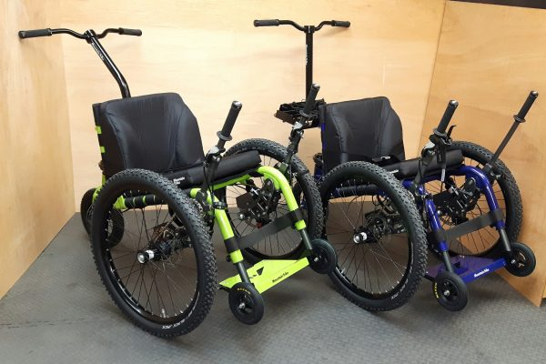 Husband and wife duo become New Zealand distributor for Mountain Trike