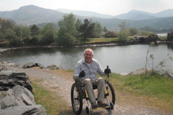Richard Brooks, UK, Mountain Trike