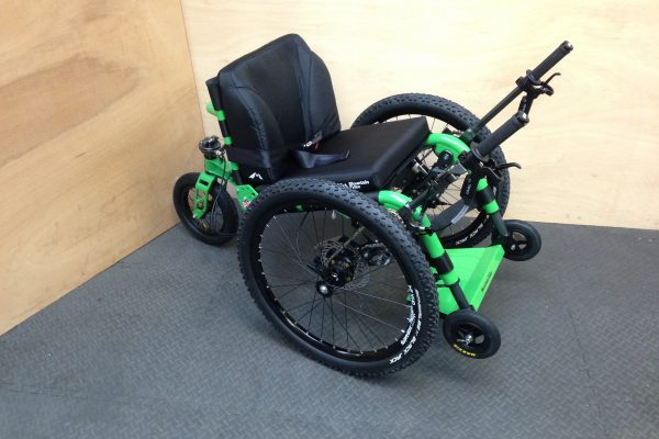 Mountain Trike  all terrain wheelchair company add Spain to their growing network of distributors