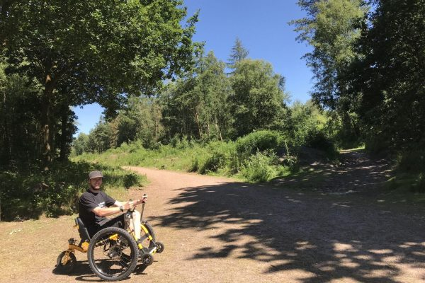 Summer riding tips to help make the most of your Mountain Trike all terrain wheelchair