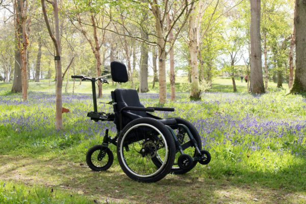 Wakehurst | Royal Botanical Gardens Kew provides all terrain wheelchairs for visitors