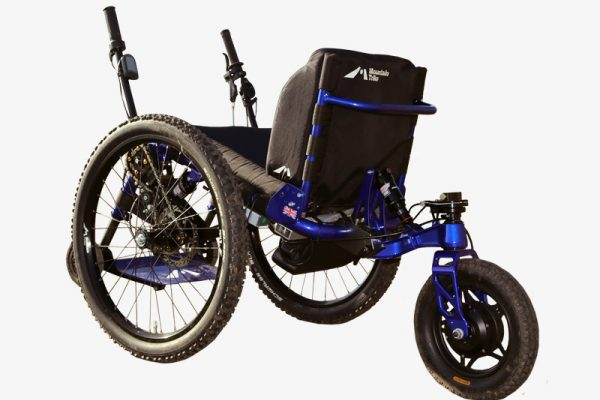 Travelling with your eTrike power assist wheelchair : Lithium batteries and airlines