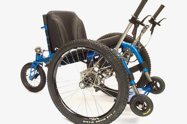Video tutorial: Is a Mountain Trike off road wheelchair for you?