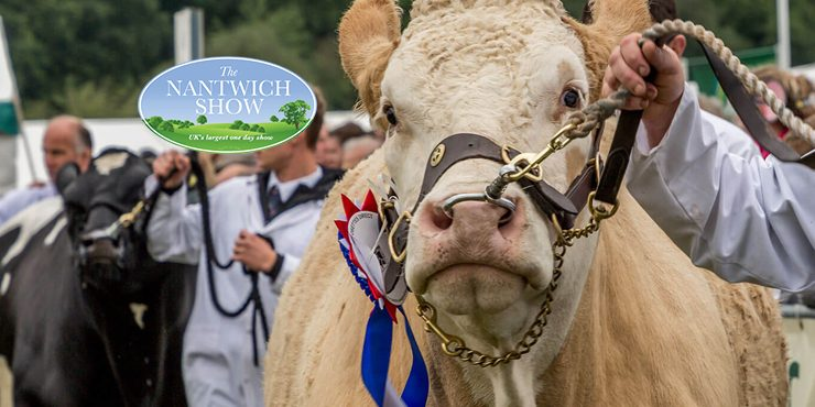 The Nantwich Show & International Cheese Awards