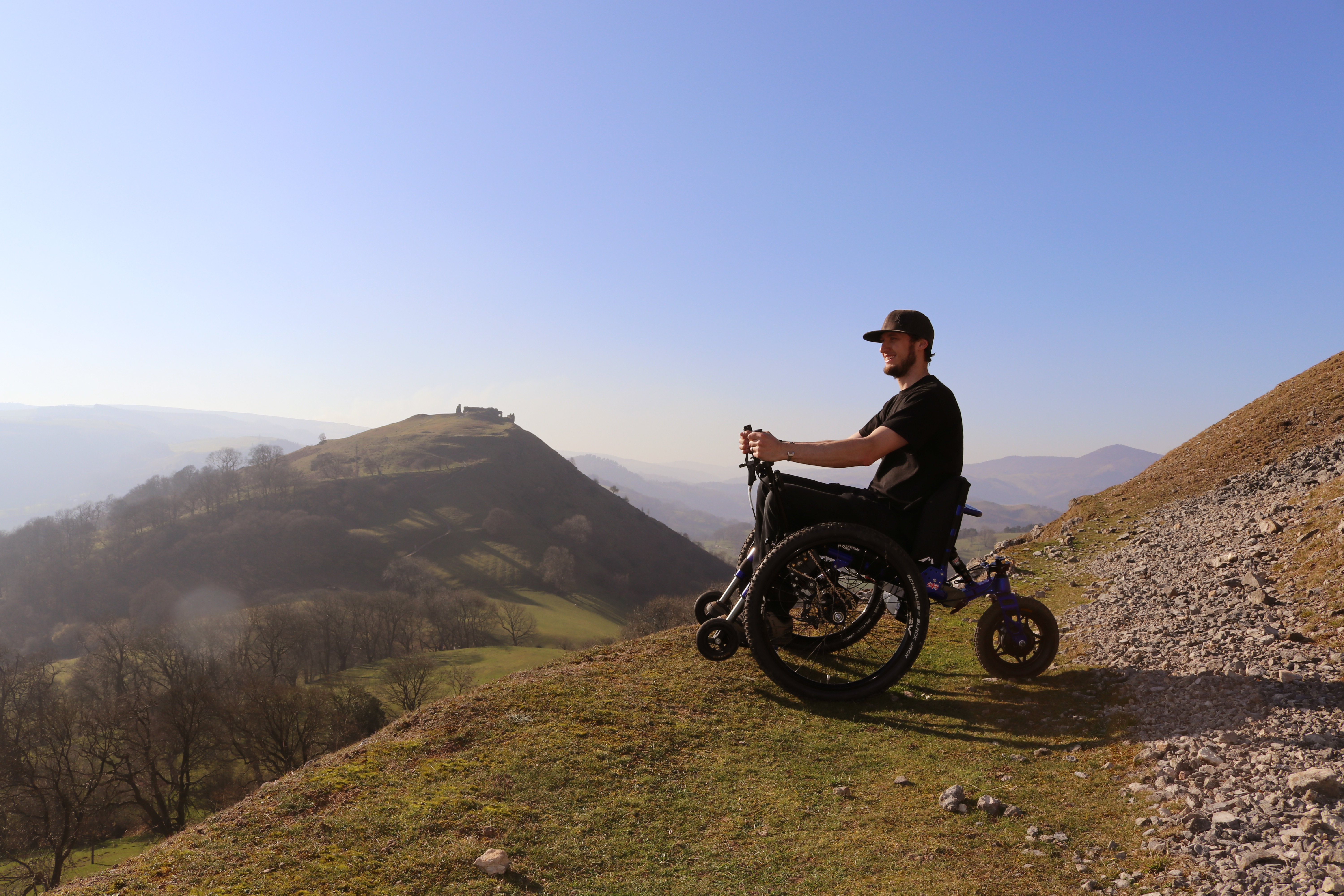 Video: How to ride and product info for the eTrike - electric power assist all terrain wheelchair