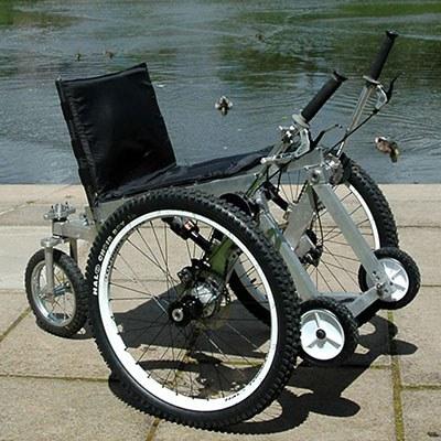 Mountain Trike prototype 1 2007